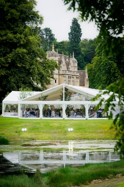 Wedding Receptions at Exton Park Rutland
